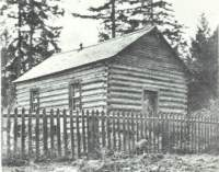 Maple Bay Church - 1869