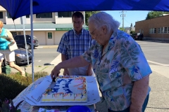 90th birthday 11